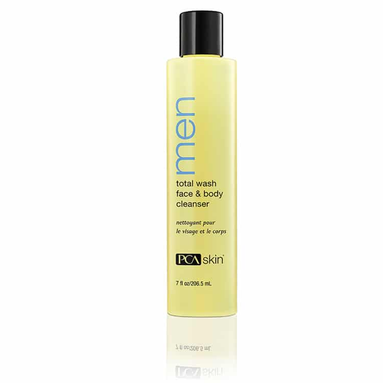 Total Wash Face & Body Cleanser