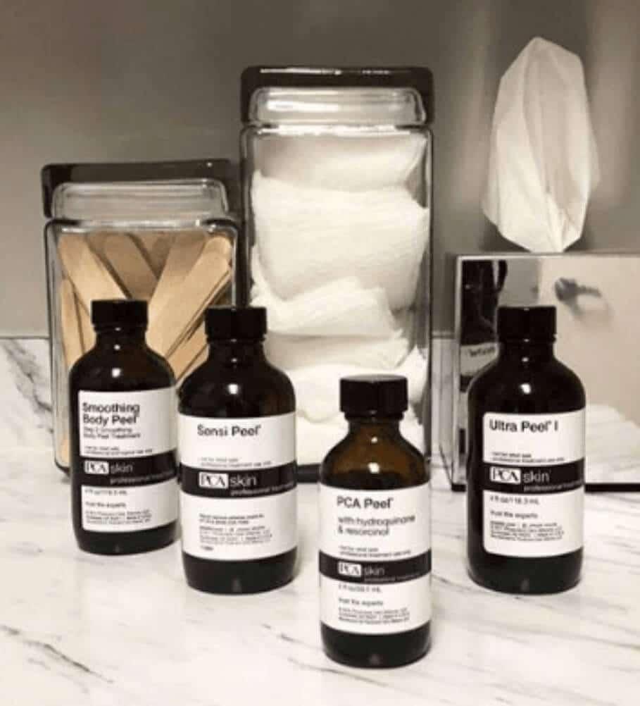 chemical peels Aptos